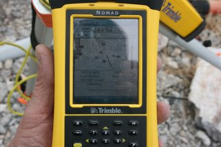 Trimble Nomad Data Collector PRO-XRT